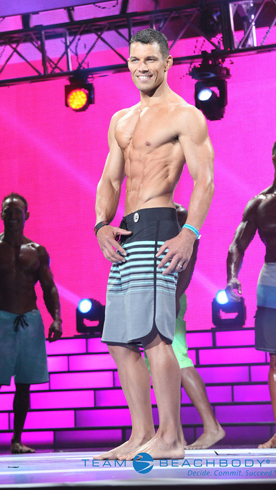 BeachBody Classic Physique Competition