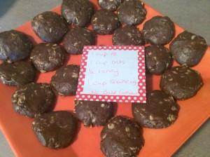 Shakeology  No Bake Cookies