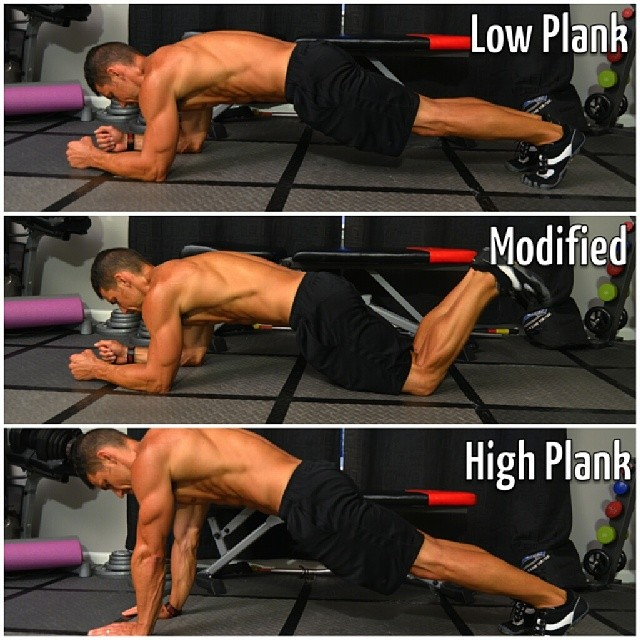 Give This Six Pack Workout a Try!