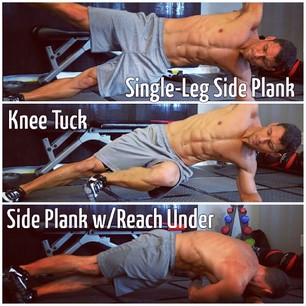Six Pack Workout – Revisted
