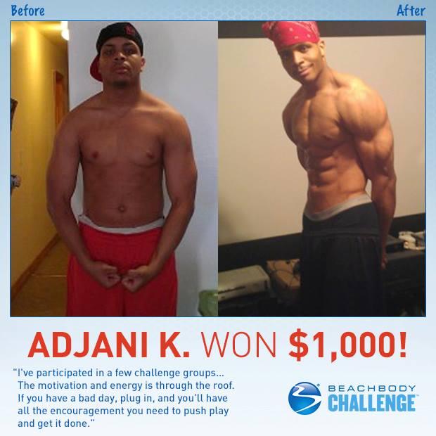 Adjani Won $1000
