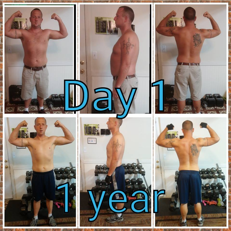 Mike's Incredible Journey with Body Beast