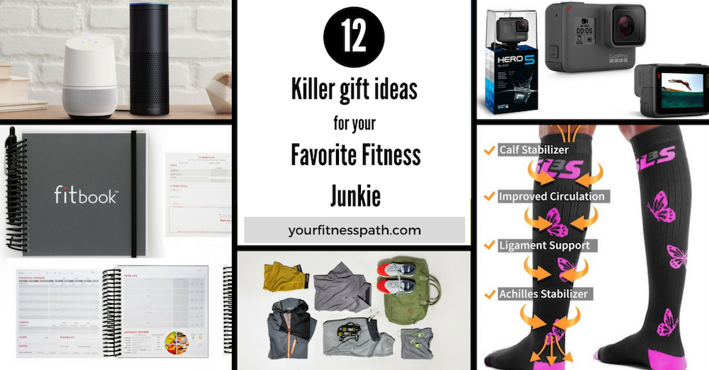12 Killer Gift Ideas For Your Favorite Fitness Junkie