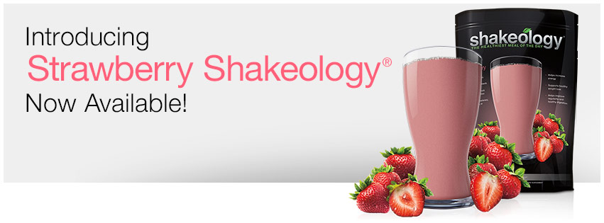 New Shakeology Flavor! - Your Fitness Path