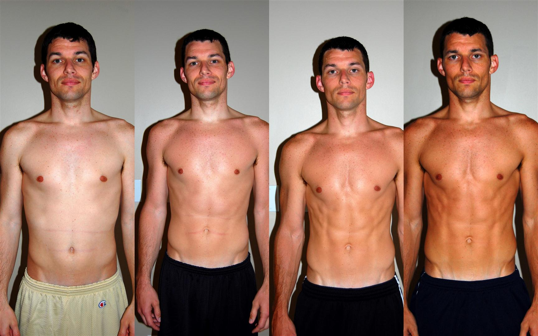 P90X3 Review - Results, Transformation, Before and Afters P90x results pictures men