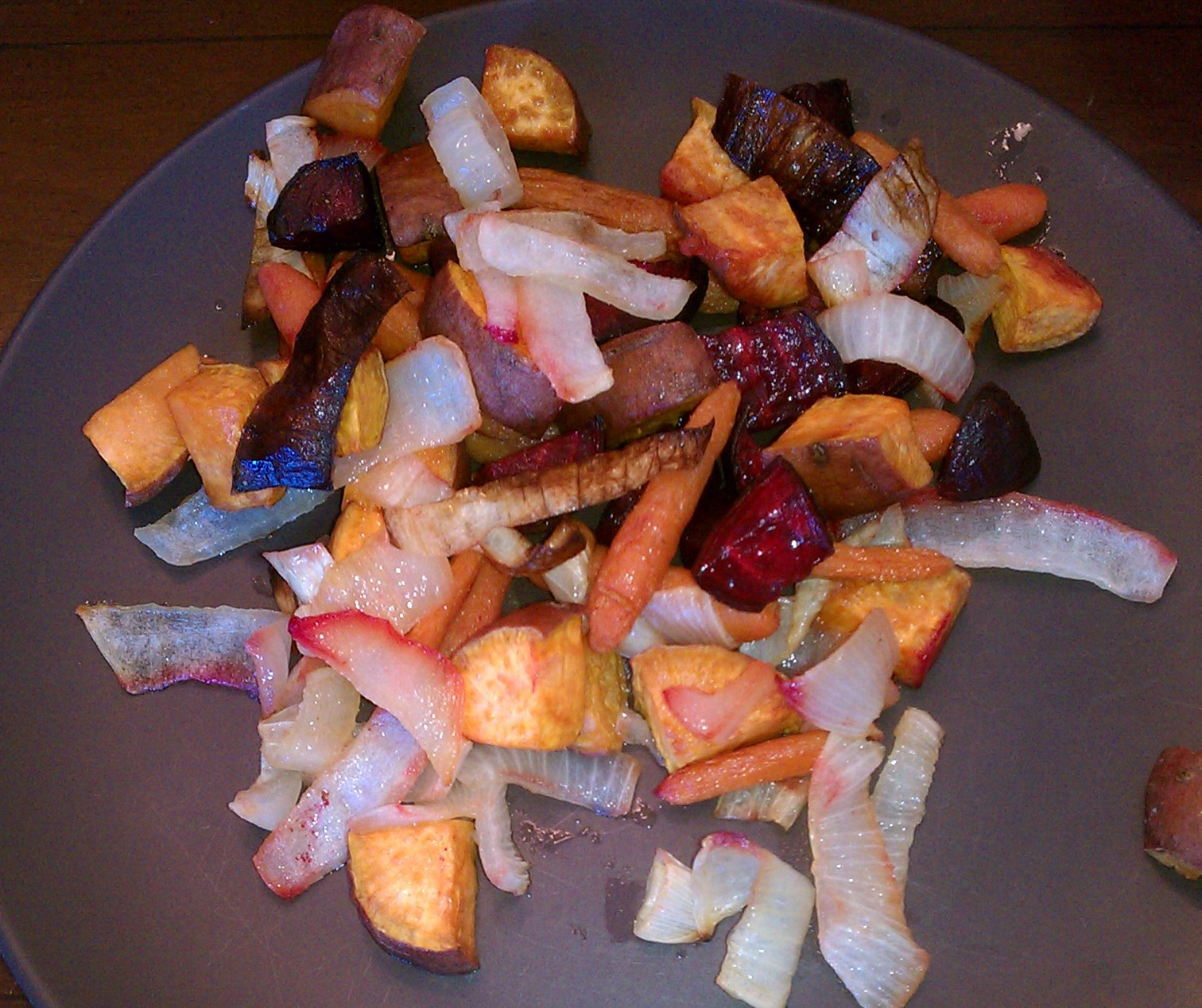 Ultimate Reset - Roasted Root Medley