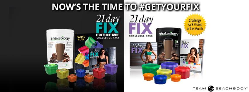 21 Day Fix Extreme Available Now – Special Launch Discount!