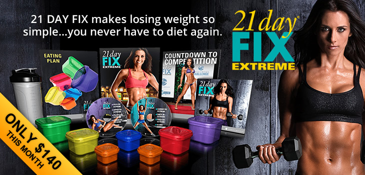 21 Day Fix Extreme - June Discount