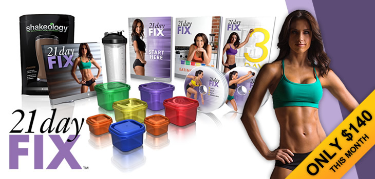 21 Day Fix - June Discount
