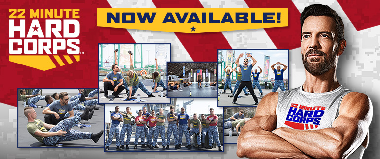 22 Minute Hard Corps Available Now!
