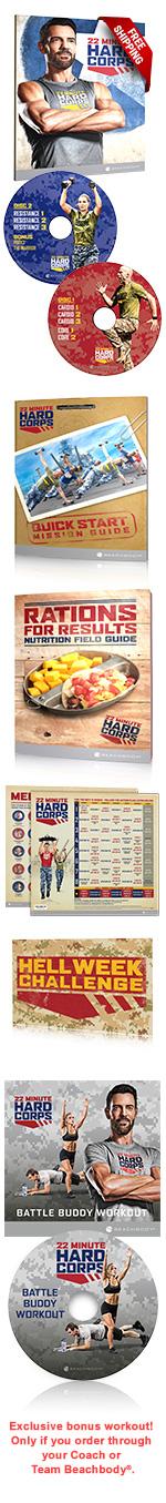 22 Minute Hard Corps Base Kit