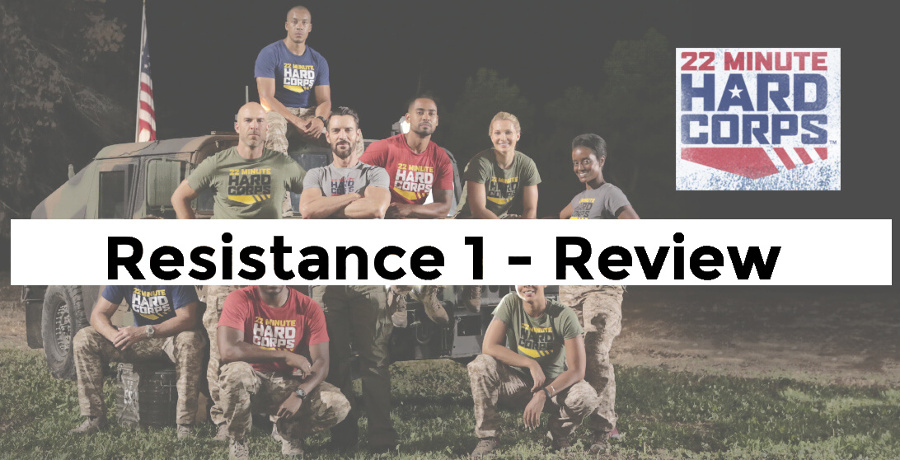 22 Minute Hard Corps – Resistance 1 Review