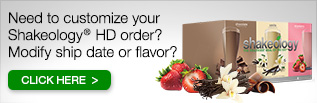Strawberry Shakeology - Now Available