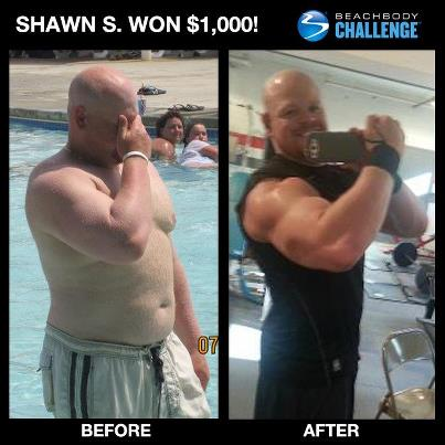 Shawn S Won $1000 with Shakeology