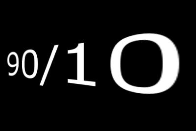 90 10