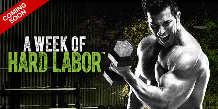 Sagi – A  Week of Hard Labor