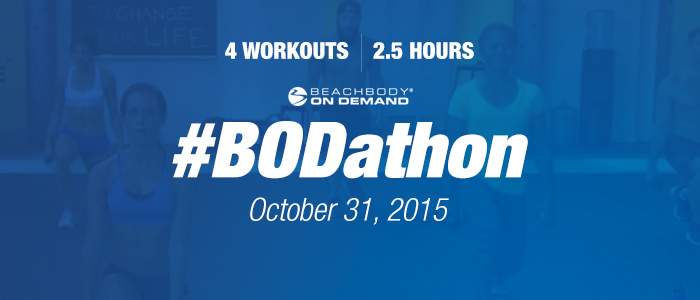 BODathon – 30 Days Of Workouts