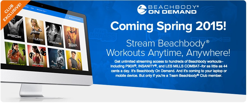 Beachbody On Demand – Online Streaming Fitness Programs