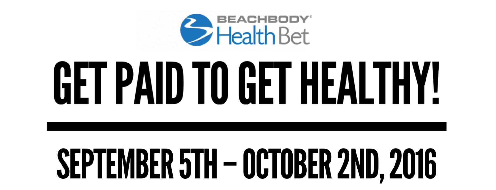 Beachbody Health Bet