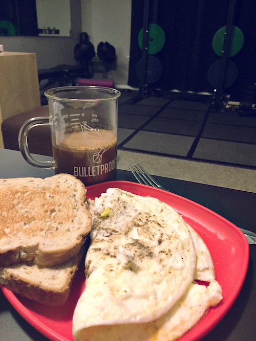 Bulletproof Coffee Breakfast