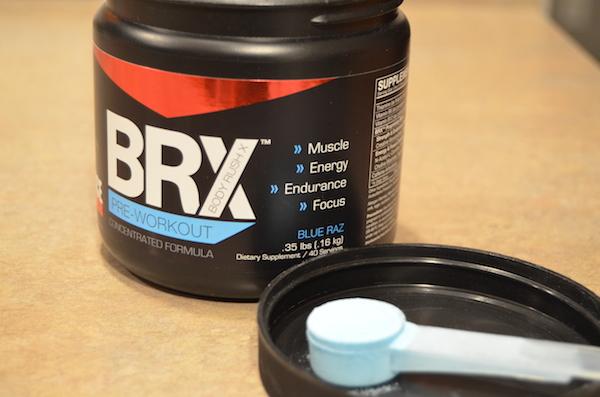 BRX Preworkout