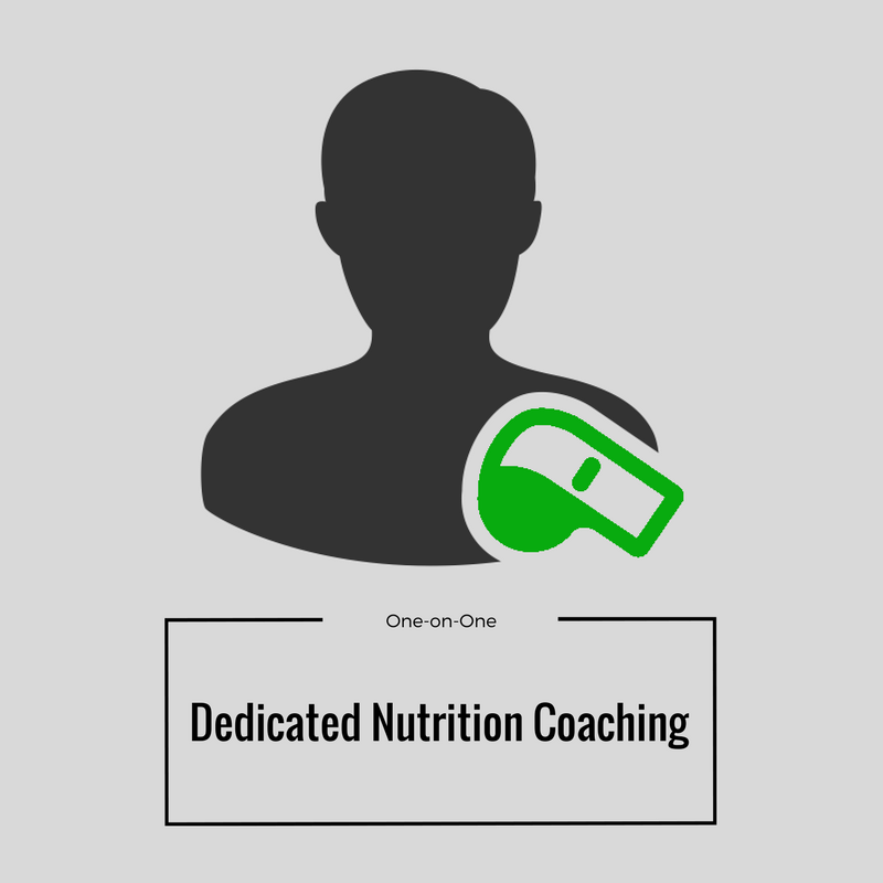 Dedicated Online Nutrition Coaching