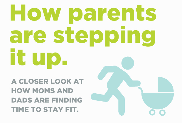How Fitbit Is Helping Parents Get Fit