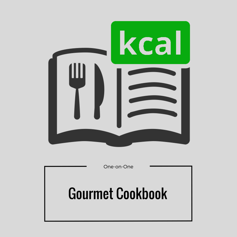 Gourmet Cookbook and Recipes