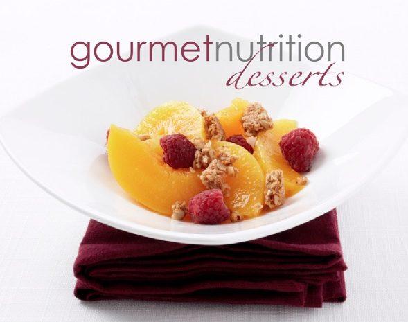Gourmet Nutrition Desserts