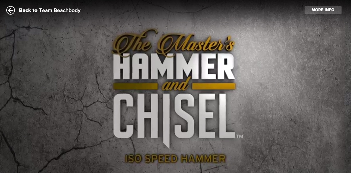 Hammer & Chisel – ISO Speed Hammer Review