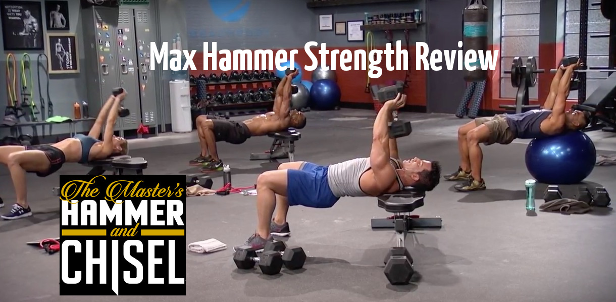 Hammer and Chisle – Max Hammer Strength
