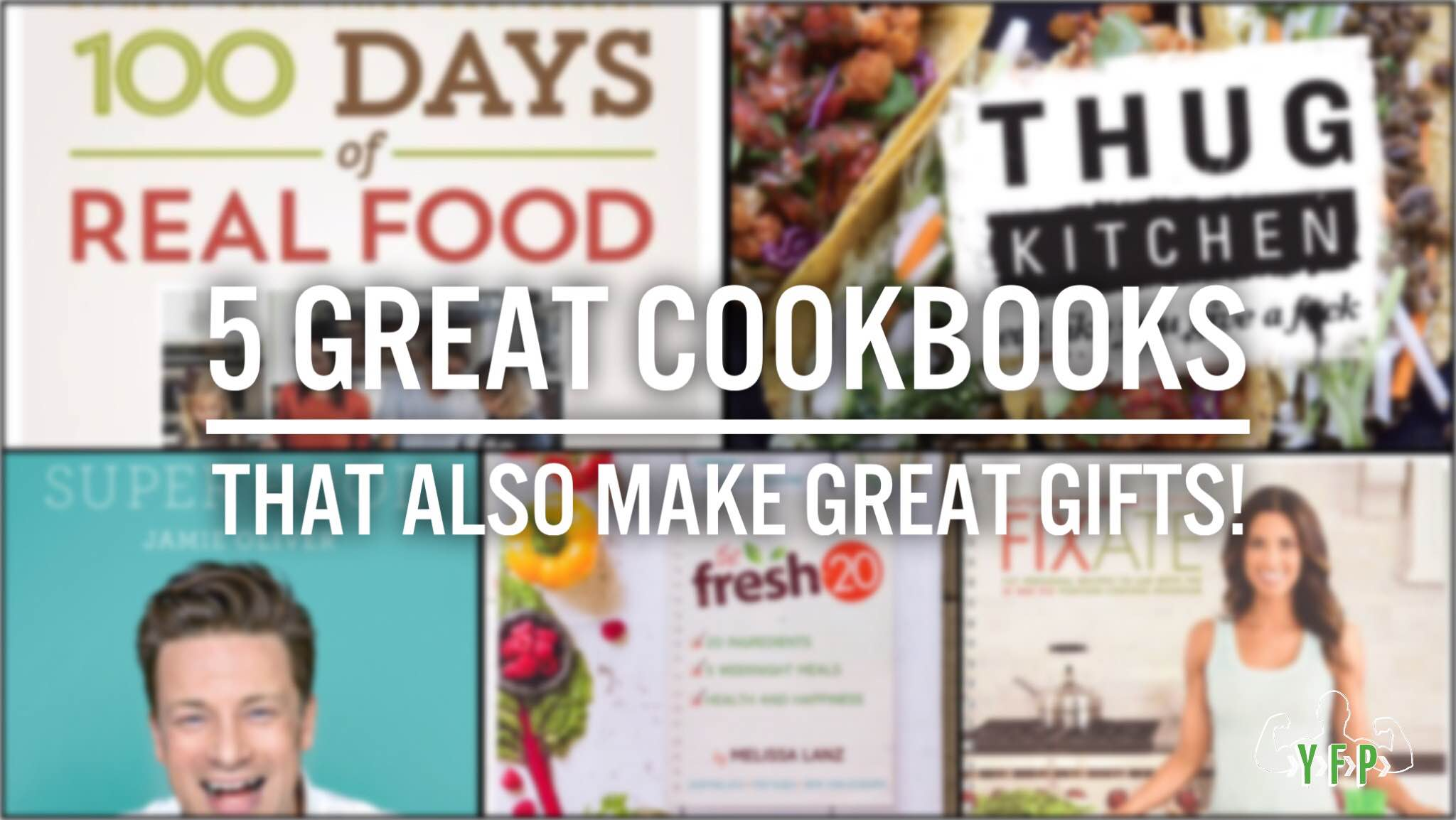 5 Great Cookbooks That Also Make Great Gifts