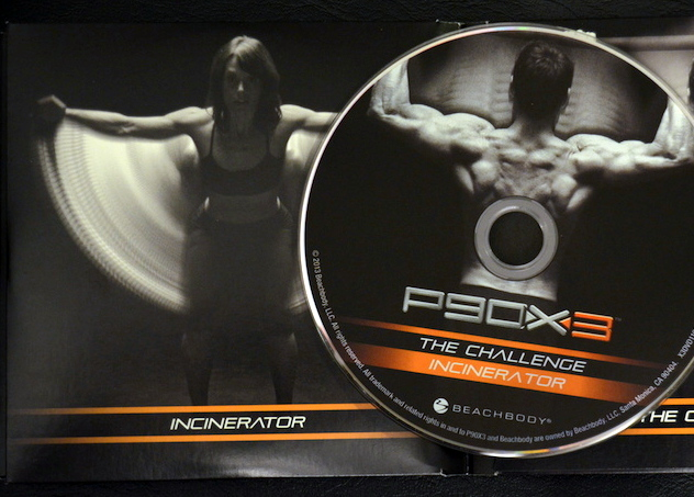 P90X3 – Incinerator – Review
