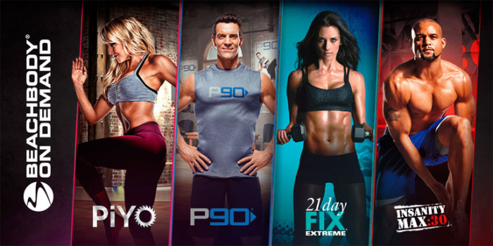 Access New Workouts with Beachbody On Demand