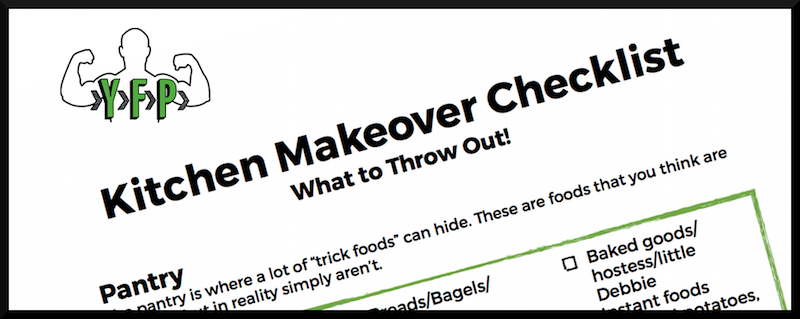 Kitchen Makeover Checklist