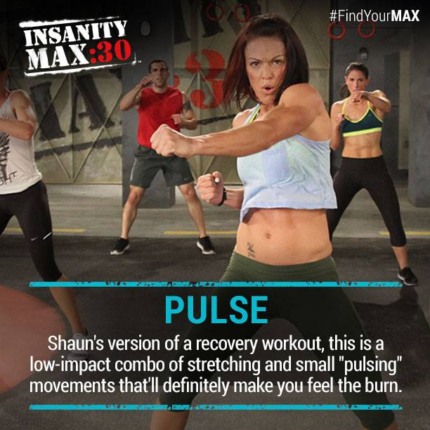 Insanity Max:30 Pulse