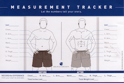 Measurement-Tracker