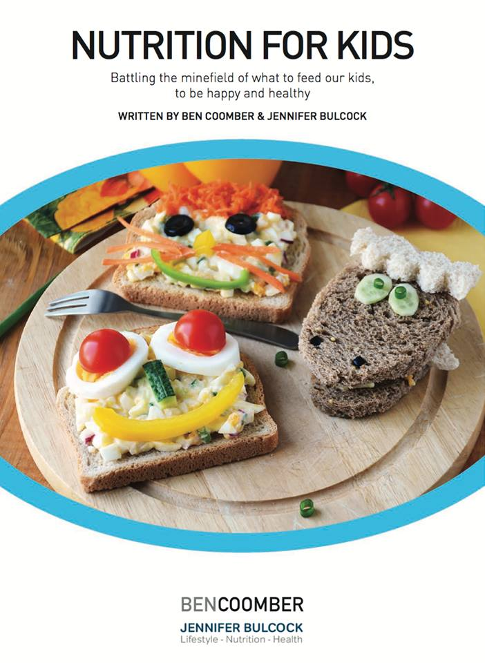Nutrition for Kids ebook