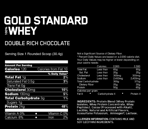 ON - Product Label