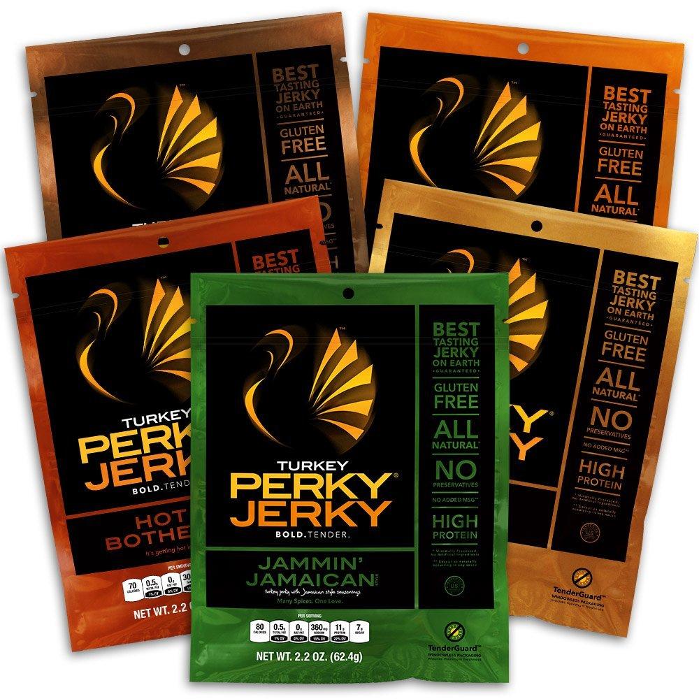 Perky Jerky - Turkey
