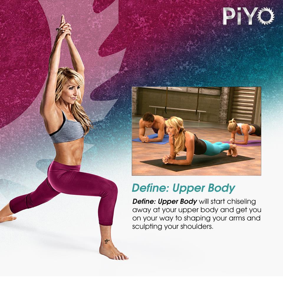 PiYo - Define - Upper Body