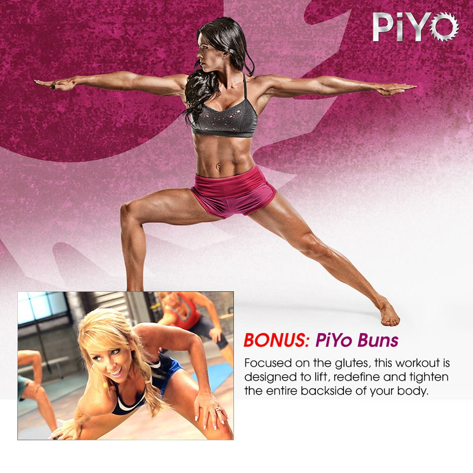 PiYo - Now Available - Special Launch Discount - Your Fitness Path