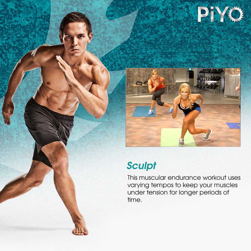 PiYo - Sculpt