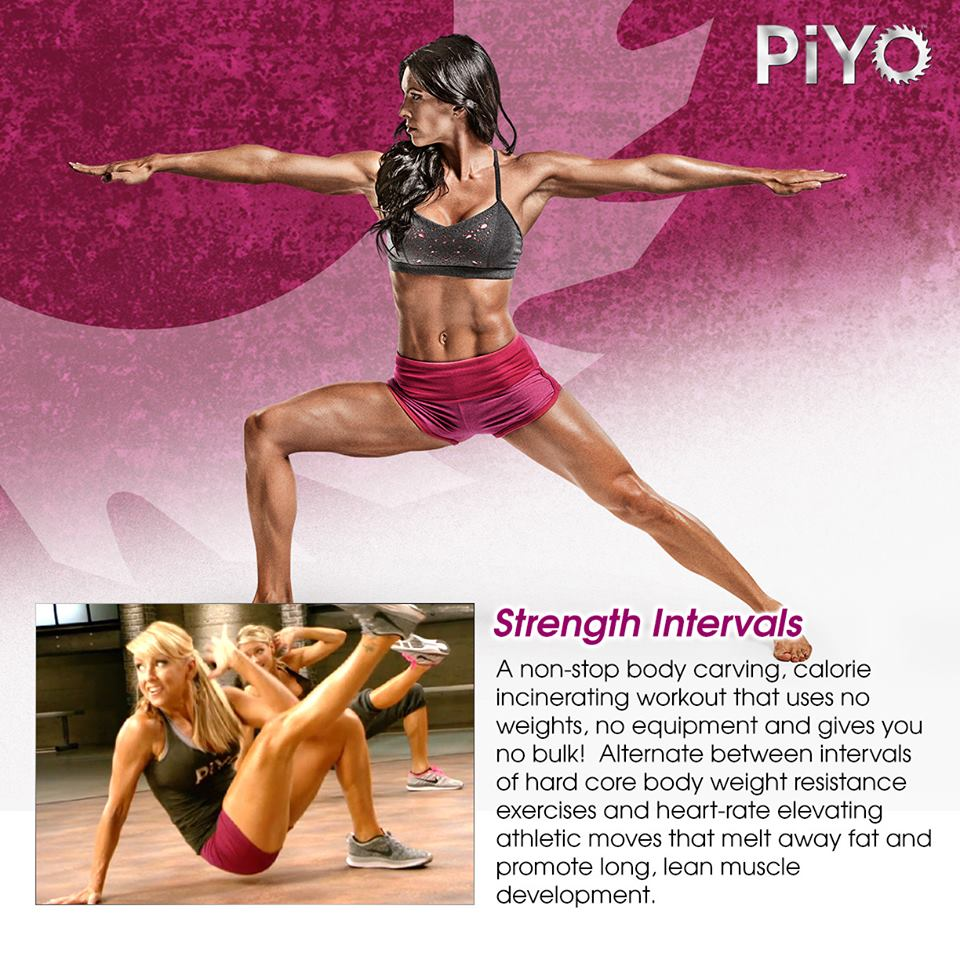 PiYo - Strength Intervals