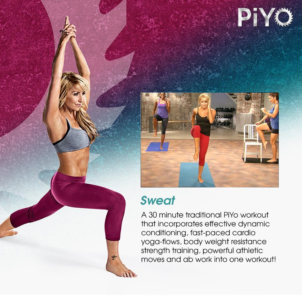 PiYo - Sweat