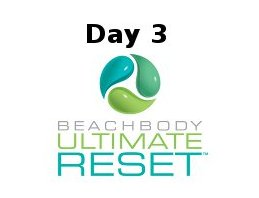 Ultimate Reset Day 3