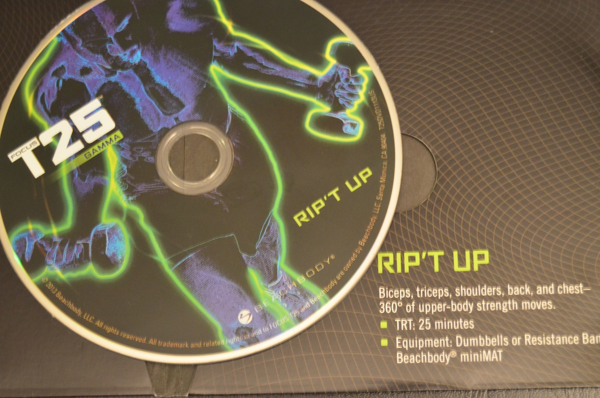 Focus T25 – Rip't Up – Review