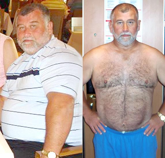 Bob Lost 100 lb with Shakeology