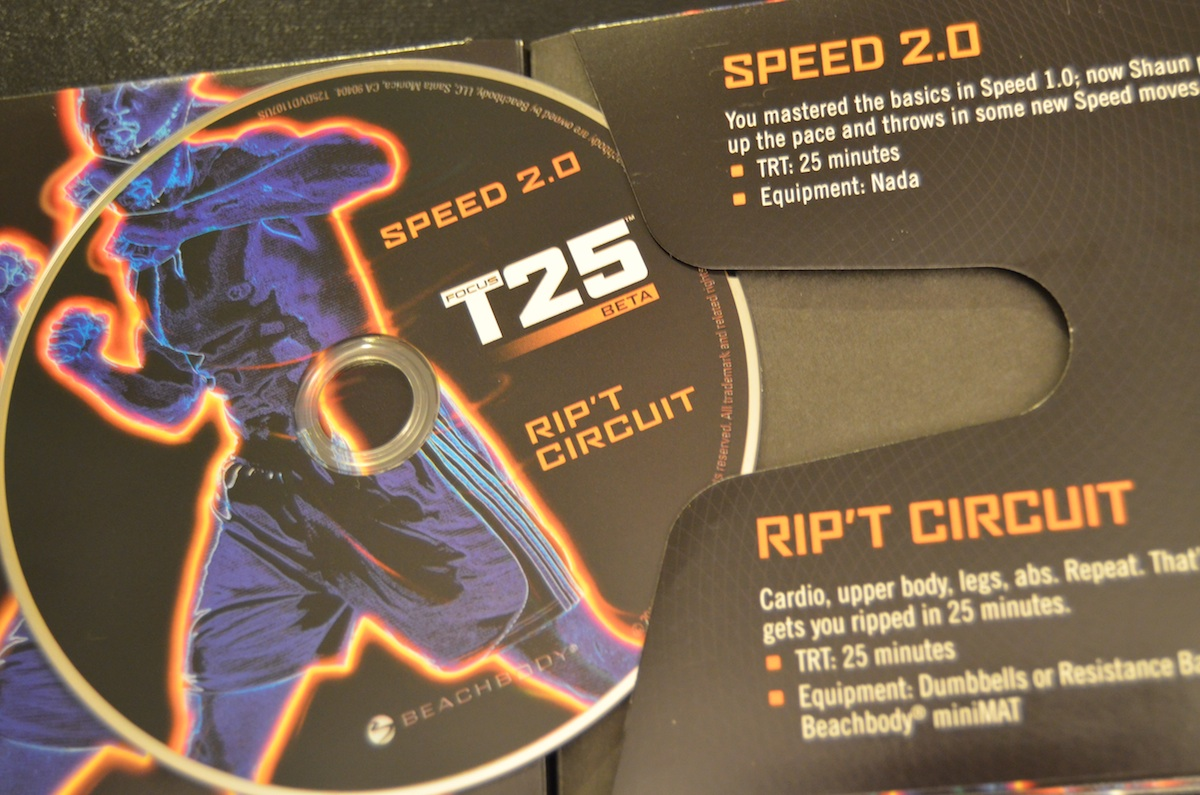 Focus T25 - Speed 2 0 - Review - Your Fitness Path
