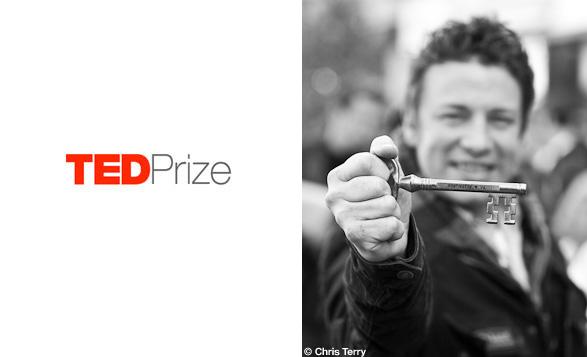 Jamie Oliver - Ted Talk